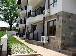 Holiday in Bulgaria - Byala town